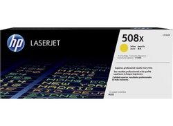 Toner Cartridge 508X, gelb für LaserJet Enterprise M552dn, M553dn,