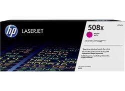 Toner Cartridge 508X, magenta für LaserJet Enterprise M552dn, M553dn,