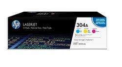 Toner Cartridge 128A farbig für Color LaserJet CP1525, CM14151 VE = 1 Packung á 3 Stück