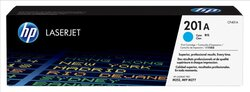 Toner Cartridge 201A, cyan für Color LaserJet Pro200, M252dn,