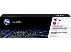Toner Cartridge 201A, magenta für Color LaserJet Pro200, M252dn,