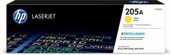 Toner Cartridge 205A gelb für Color LaserJet Pro MFP M180n,