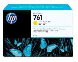 Tintenpatrone 761 gelb für HP Designjet T7100, T7200