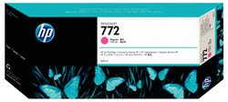 Tintenpatrone 772 magenta für Designjet T1200, T1200 HD1 VE = 1 Pack á 1 Stück