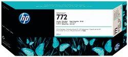 Tintenpatrone 772 schwarz Foto für Designjet T1200, T1200 HD1 VE = 1 Pack á 1 Stück