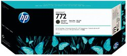 Tintenpatrone 772 schwarz matt für Designjet T1200, T1200 HD1 VE = 1 Pack á 1 Stück