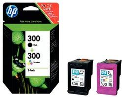 Tintenpatrone 300 schwarz/dreifarbig Deskjet D2560, D1660, D5560,1 VE = 1 Pack