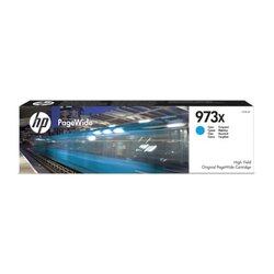 Tintenpatrone 973X cyan für PageWide Managed MFP P57750dw,