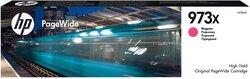 Tintenpatrone 973X magenta für PageWide Managed MFP P57750dw,