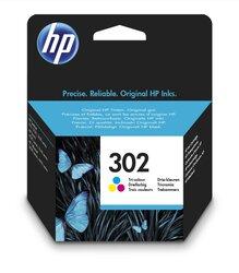 Tintenpatrone HP 302 dreifarbig für HP DeskJet 11XX, 21XX, 36XX,