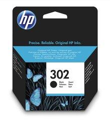 Tintenpatrone HP 302 schwarz für HP DeskJet 11XX, 21XX, 36XX,