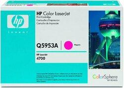 Toner Cartridge 643A magenta für Color LaserJet 4700, 4700N, 4700DN,
