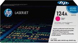Toner Cartridge 124A magenta für Color LaserJet 1600, 2600n, 2605,