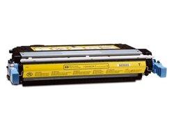Toner Cartridge 644A gelb für Color LaserJet 4730MFP, 4730XMFP,