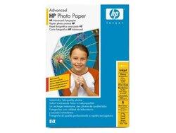 Fotopapier hochglänzend 10x15cm, randlos,250 g/m2 für Photosmart D50631 VE= 100 Blatt