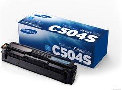 Toner Cartridge SU025A cyan für CLP-415,CLX-4195