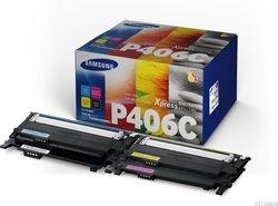 Rainbow Toner Kit SU375A für CLP-360,CLP-365, CLX-3300,CLX-3305,1 VE = 1 Packung á 4 Toner