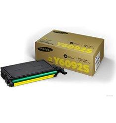 Toner SU559A yellow für CLP-770ND für ca. 7.000 Seiten