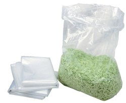 Plastikbeutel für Aktenvernichter für Modell B26, B32, AF500, 125.21 Pack = 10 Stück