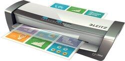 Laminiergerät iLAM Office Pro A3, silber, Durchlassbreite: 320 mm, 1250 Watt, für Folientaschen: 80 bis 175 mic, Maße: 498 x 110 x 221 mm