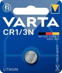 Knopfzelle CR1/3N Lithium 3,0V 90mAhVE = 1 Blister = 1 Knopfzelle