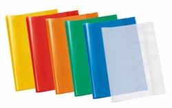 Hefthülle A4 PP orange transparent VE = Packung = 25 Stück