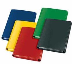 Heftbox A4 -KARTON- soriert: rot, blau, gelb, grün, schwarz