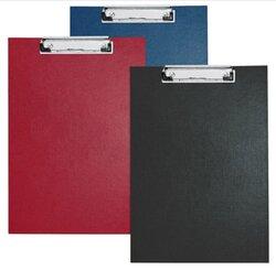 Schreibplatte A4 PP schwarz