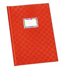 Hefthülle A4 PP rot VE = Packung = 25 Stück
