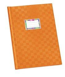 Hefthülle A4 PP orange VE = Packung = 25 Stück