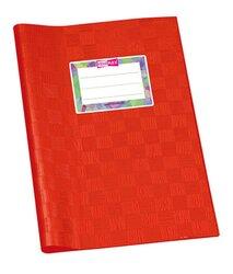 Hefthülle A5 PP rot VE = Packung = 25 Stück