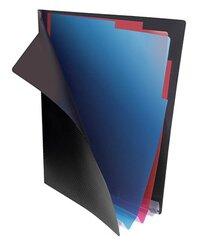 Registermappe Diamond A4 3-tlg mit GummizugverschlussVE = Packung = 6 Stück