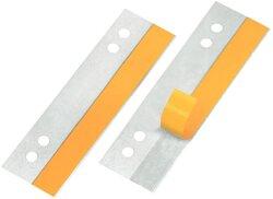 Heftstreifen Heftfix 105mm lang selbstklebendVE = 1 Packung = 1000 Stück