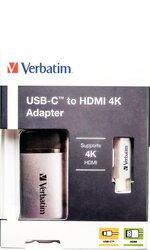 Adapter USB-C auf HDMI 4K