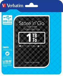 Festplatte Store´n´Go, 1 TB, USB 3.0, 2,5