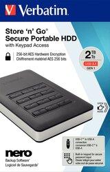 Portable Festplatte 2,5