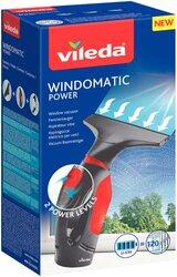 Fenstersauger Windomatic Power 2 Saugstufen, Akkubetrieb