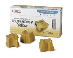 Colourstick gelb für Phaser 8560 für ca. 3.400 Seiten1 VE = 1 Packung á 3 Sticks