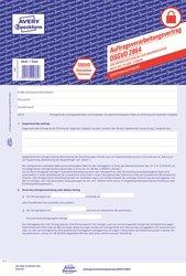 Auftragsverarbeitungsvertrag A4 4-seitig, nach DSGVO