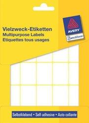 Vielzweck-Etikett, permanent, 32 x 23 mm, weiß, 560 Stück.