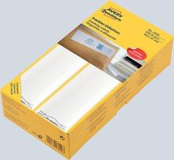 Avery Zweckform Frankieretiketten für Neopost, 164x41mm, 500 Etiketten, weiß, Packung à 500 Blatt