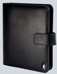 Chronoplan A5 Einsteigerversion, Kunststoff mit Lasche,  schwarz