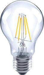LED-Birne A60, E27, 4W, nicht dimmbar, 470 lm, klar