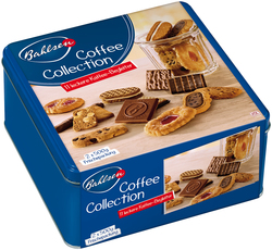 Bahlsen Coffee Collection Dose Inhalt:1000g