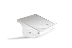 Ergonomischer Dokumentenhalter Q-doc 415 aus Acrylglas.