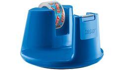 tesafilm Tischabroller Compact blau, inkl. 1 Rolle tesafilm kristall-klar