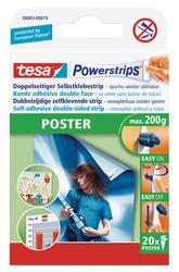Selbstklebestrips für bis zu 200g, für PosterVE = 1 Packung = 20 Strips