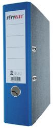 Wolkenmarmor Ordner, A4, Rücken- breite, 80mm, blau