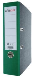 Wolkenmarmor Ordner, A4, Rücken- breite, 80mm, grün