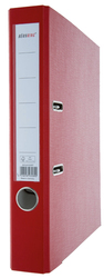 Ordner PP, A4, Rückenbreite 50mm, rot